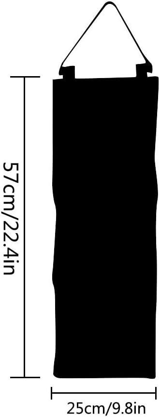 Lindong Organiseur /à suspendre pour chambre denfant avec 3 poches Muster-e