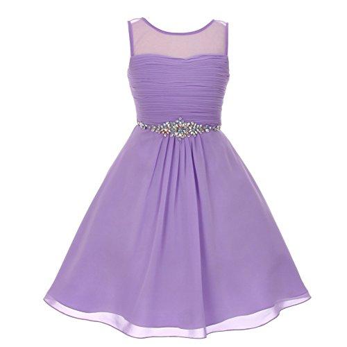 Cinderella Couture Baby Girls Pink White Polka Dot Belted: Cinderella Wedding Dresses