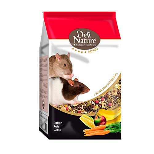 DELINATURE Mixtura para Ratas, Menú 5*