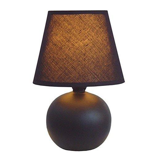 Amazon.com: Simple Designs - Lámpara de mesa de 8,78 ...