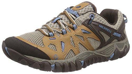 Merrell All Out Blaze Aero Sport - Zapatillas De Senderismo para mujer marrón - marrón (marrón Sugar)