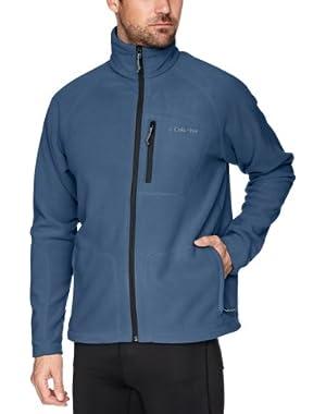 Men's Big & Tall Fast Trek II Full Zip Fleece Jacket