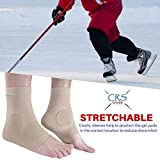 CRS Cross Ankle Malleolar Gel Sleeves - Premium
