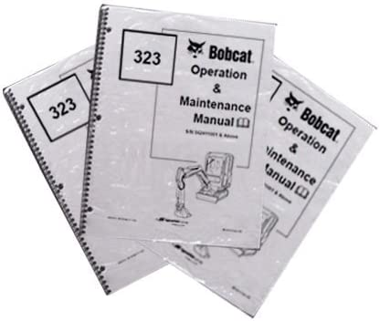 Part Number # 6901827 Bobcat S175 Skid Steer Operators Owners Operation /& Maintenance Manual