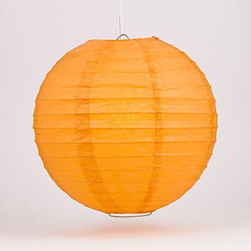 PaperLanternStorecom-12-Burnt-Orange-Even-Ribbing-Round-Paper-Lantern-10-PACK
