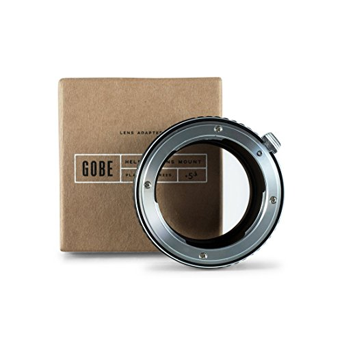 Gobe Lens Adapter: Compatible with Nikon F-Mount Lens and Sony E-Mount Camera Body