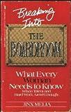 Breaking into the Boardroom, Jinx Melia, 0312916493