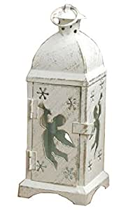 [Little Angel] Iron Tealight Candle Holder Wall Hanging Decor Ornament