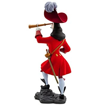 Disney Store Captain Hook Sculpture Figurine from Peter Pan Limited Edition 1000