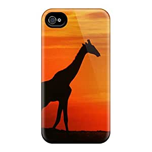Excellent Design Giraffes At Sunset Botswana Cases Covers For Iphone 6
