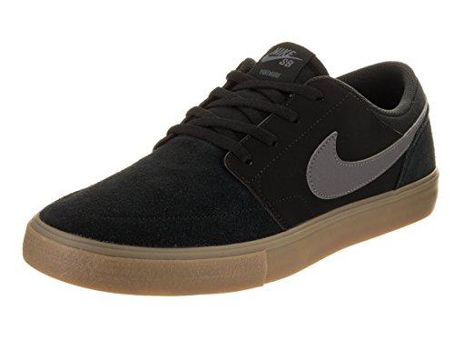 "Nike SB Portmore ll Solar ""Black"" 880266-009"