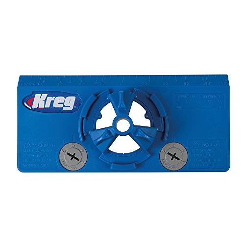 KREG 377224 Concealed Hinge Jig Blue DIY & Tools Power, Garden ...
