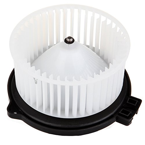 HVAC plastic Heater Blower Motor w/Fan Cage ECCPP for 1989-1995 Toyota Pickup 1990-2000 Mazda Miata 1991-1995 Toyota MR2 1991-1999 Toyota Tercel