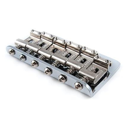 Fender Vintage Stratocaster/Telecaster Hardtail Bridge Assembly