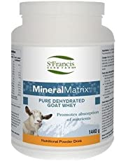 Mineral Matrix (1.44kg) from goat whey Brand: St Francis