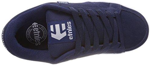 Homme white Bleu Sneakers navy Basses Kingpin Etnies 478 gum 0qtIwwx75