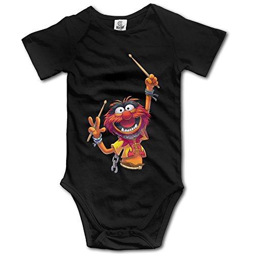 Baby Boys' The Muppets Short-Sleeve Onesies