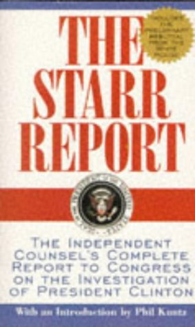 The Starr Report by ----