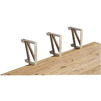Amazon Com 2x4basics Dekmate Deck Bench Bracket 1