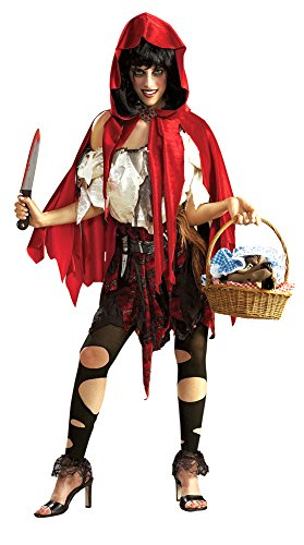Adult (Dead Riding Hood Costume)