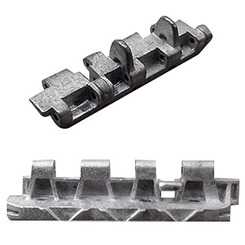1/35 Workable Metal Track 220- Link Set with Wire for German Tiger I Panzer VI Tank Middle Late Model Kit