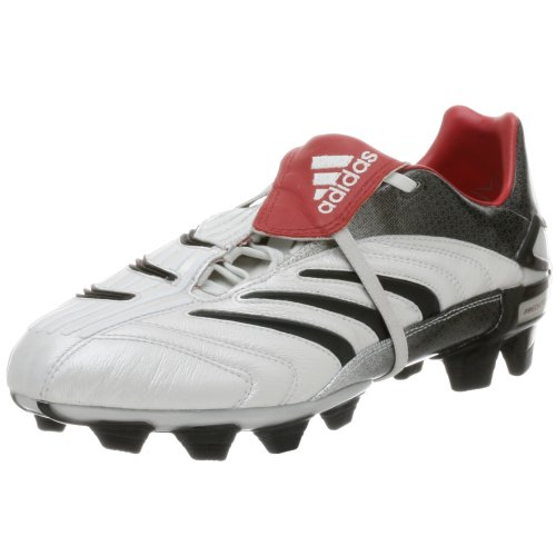 huge discount eef67 de970 Adidas Men s +Predator Absolute TRXFG Soccer Cleat, White Black Unired, 7.5  M  Buy Online at Low Prices in India - Amazon.in