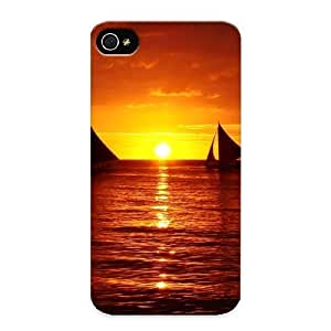 Hard Case Cover Sunset Protector For Samsung Galaxy S5 Mini Case Cover