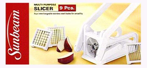 sunbeam food slicer - 8