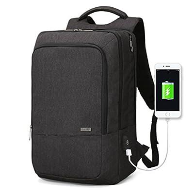Canvas Shoulder Backpack Messenger Bag K6049