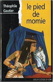 Couverture de Le pied de momie