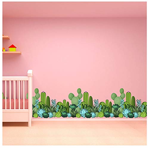 Price comparison product image Wociaosmd Decorative Painting Bedroom Livingroom TV Wall Decoration Nursery Wall Stickers Mural Art (A)