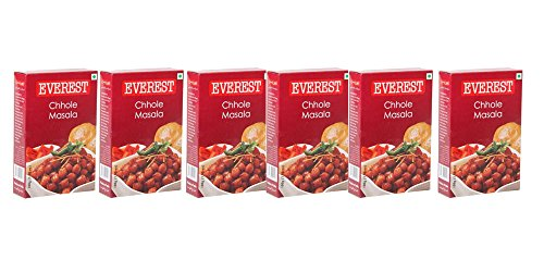 Everest Kitchen - Everest Chhole Masala - 100g Pack of 6
