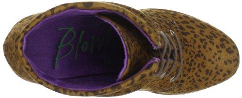 femme Noir AU12 tr h5 Bootie Lace Vance Boots Blowfish BFED014 210 q1x0Ywy4