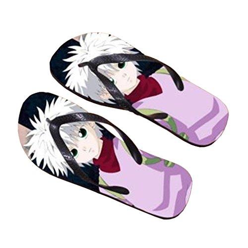 Bromeo Hunter X Hunter Anime Unisex Flip Flops Chanclas 932