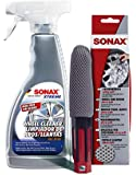 Sonax Wheel Cleaner and Wheel brush with Sprayer