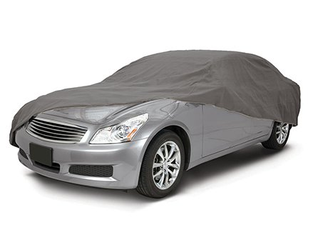 CoverMates - Semi-Custom Car Cover - Up to 14'6