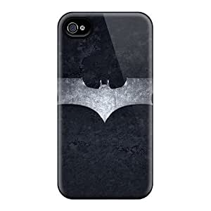 WToYefK7323iYMXn Tpu Phone Case With Fashionable Look For Iphone 4/4s - Batman The Dark Knight