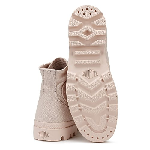 Peach Mono Pampa Chrome Hi Alto Whip Sneaker a Collo Palladium Donna zqdExS6q