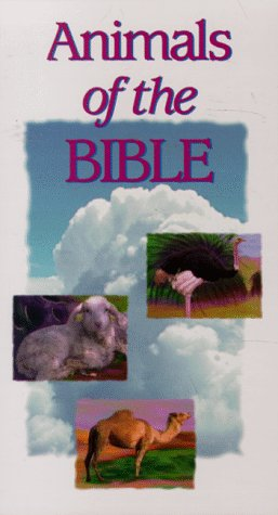 Animals of the Bible [VHS]