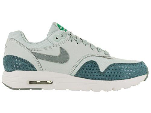 Nike Womens Air Max 1 Ultra Essenziale Scarpa Da Corsa Leggera Argento / Shrk / Hypr Trq / Sprng