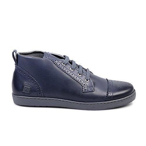 CR7 Cristiano Ronaldo - Zapatos de Vestir Hombre, Color Azul, Talla 44 EU: Amazon.es: Zapatos y complementos