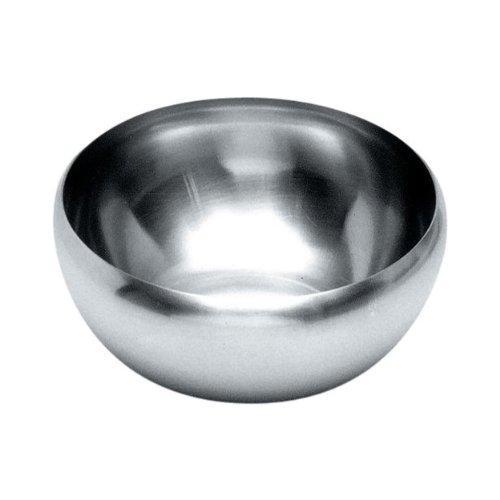 Alessi 205/29 Decorative Salad Bowl, Silver by Alessi