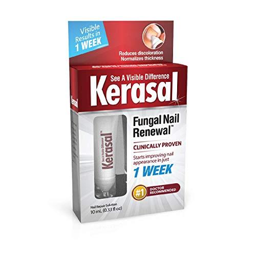 Kerasal Fungal Nail Renewal  Visible results start in just 1 week 10ml