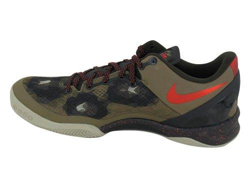 Nike Mens Gratis Rn Flyknit 2017 Hardloopschoen Rood