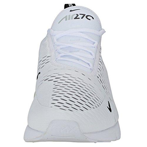 100 Scarpe NIKE Air Uomo White white Bianco Fitness da Max Black 270 ZCgPxZw1q