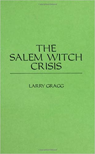 The salem witch crisis larry d gragg 9780275941895 amazon books fandeluxe Choice Image