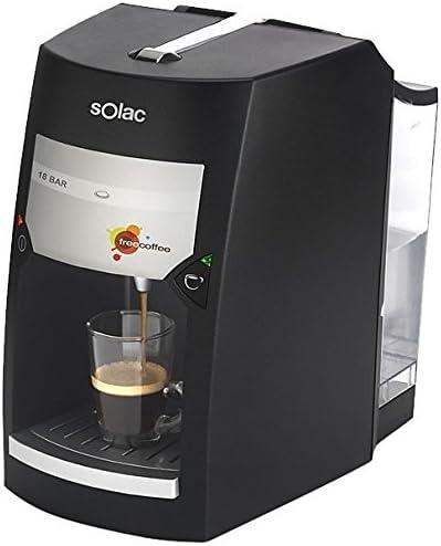 Solac CE4410 Free Coffee - Máquina de café espresso (18 bares ...