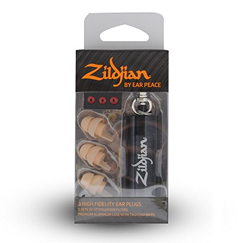 Zildjian HD Ear Plugs Light product image