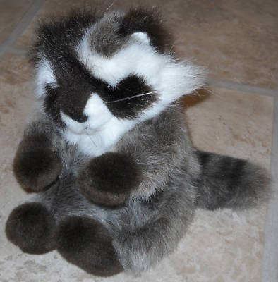 1990s-era-la-z-boy-plush-raccoon-toy