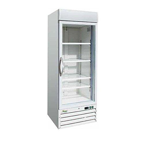 Armario congelador con puerta de cristal - 578 LT. Temp. -18 °/-22 ...